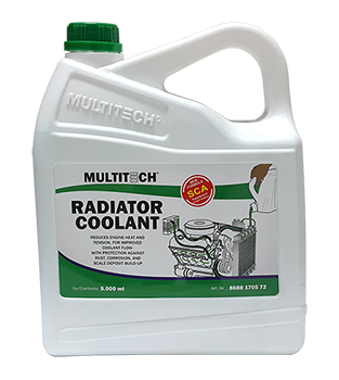 Multitech Radiator Coolant